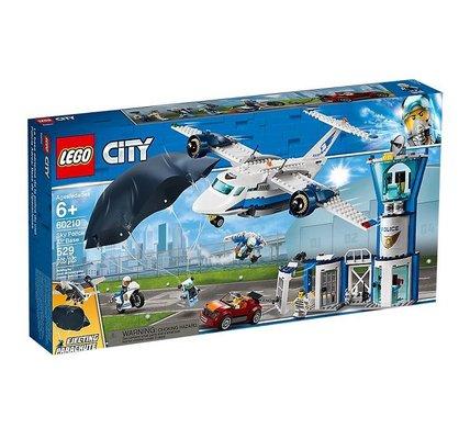 Lego City Gökyüzü Polisi Hava Üssü 60210