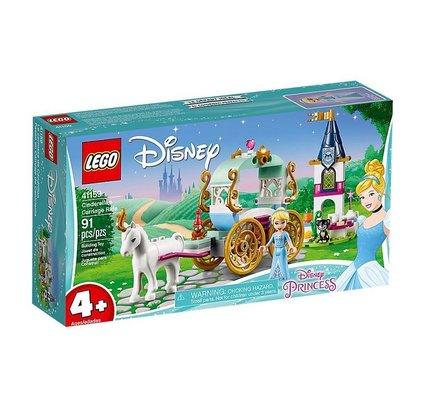 Lego Disney Princess Sindirella'nın At Arabası 41159
