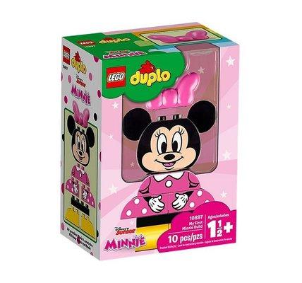 Lego Duplo İlk Minnie Yapbozum 10897