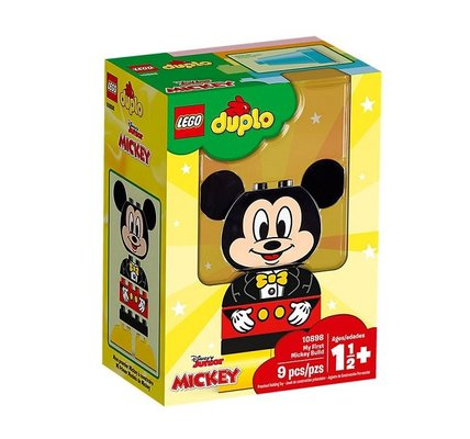 Lego Duplo İlk Mickey Yapbozum 10898