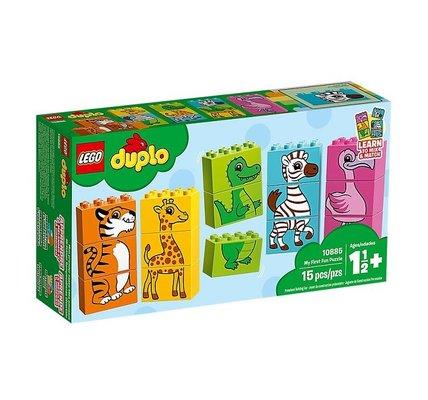 Lego Duplo İlk Eğlenceli Yapbozum 10885