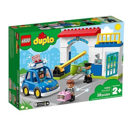 Lego Duplo Polis Merkezi 10902