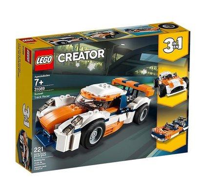 LEGO 31089 Creator Gün Batımı Yarış Arabası