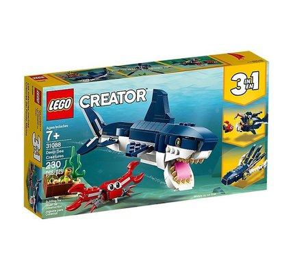 Lego Creator 31088 Derin Deniz Yaratıkları Yapım Seti