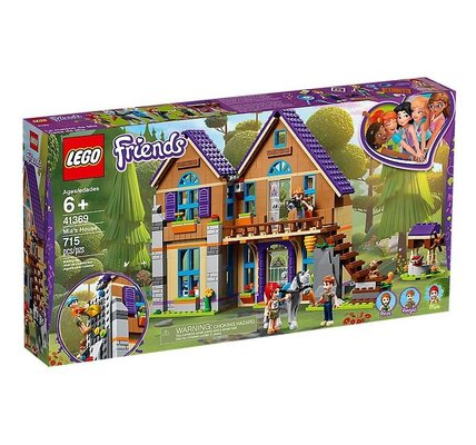 Lego Friends Mia'nın Evi 41369