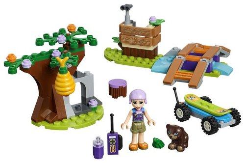 Lego FriendsMia'nın Orman Macerası 41363