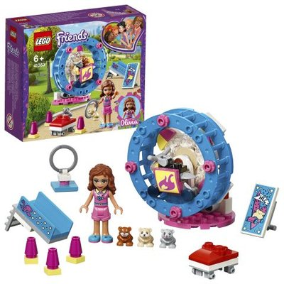 Lego FriendsOlivia'nın Hamster Parkı 41383