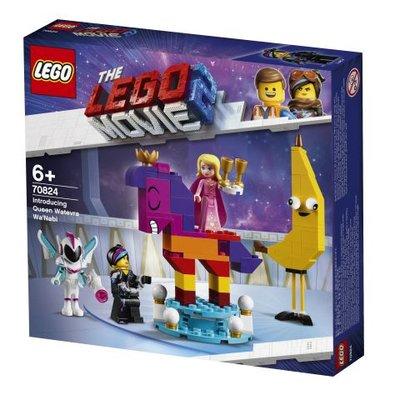 LEGO 70824 Filmi 2 Kraliçe Watevra Wa Nabi Karşınızda