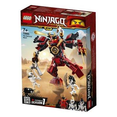 Lego Ninjago Samuray Robotu (70665)