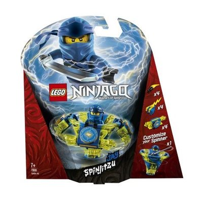Lego Ninjago Spinjitzu Jay (70660)