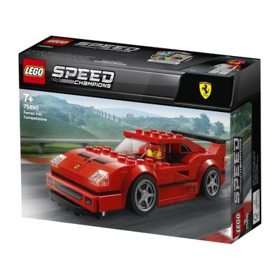 LegoHız Şampiyonları FerrariF40Competizione 75890