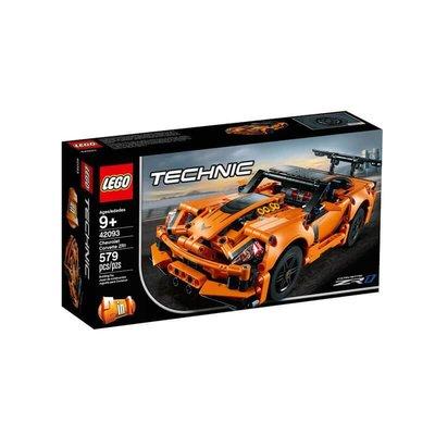 LEGO Technic 42093 Chevrolet Corvette ZR1 Yapım Kiti 579 Parça
