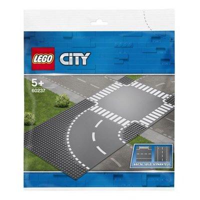 Lego City Viraj ve Dört Yol 60237