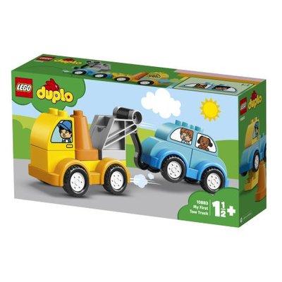 Lego Duplo İlk Çekici Kamyonum (10883)