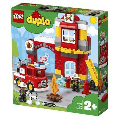 Lego Duplo İtfaiye Merkezi (10903)
