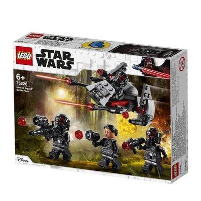 Lego SW Inferno Filosu Savaş Paketi (75226)