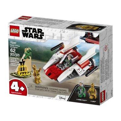 Lego SW Asi A-Wing Starfighter'ı (75247)
