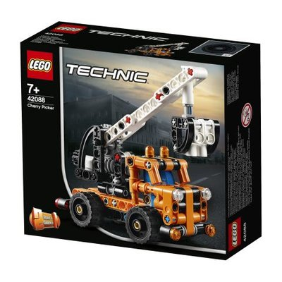 Lego Technic Sepetli Vinç (42088)