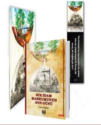 Bir İdam Mahkumunun Son Günü-3'lü Set-Kitap-Mini Tablo-Ayraç