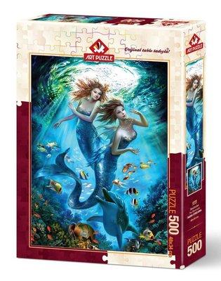 Art Puzzle 500 Denizkızları 4209