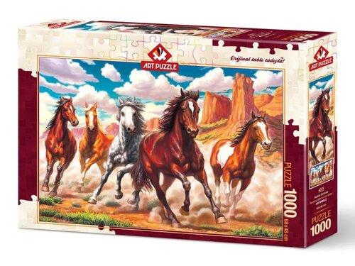 Art Puzzle 1000 Vadide Dörtnala 4224