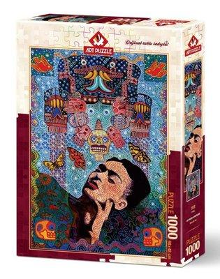 Art Puzzle Frida 1000 Parça 4228