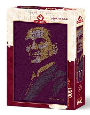 Art Puzzle 1500 Atatürk Ve Nutuk 4552