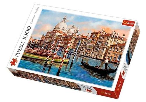 Trefl Puzzle Afternoon Venice 1000 Parça Puzzle