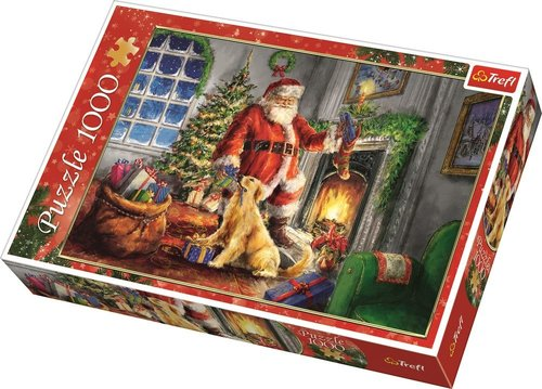 Trefl Puzzle A Time Of Gifts 1000 Parça Puzzle1049