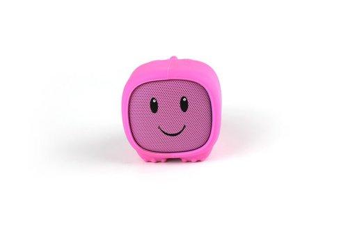 Dino Mutlu Bluetooth Hoparlör Pembe