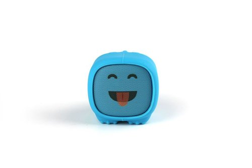 Dino Şakacı Bluetooth Hoparlör Mavi