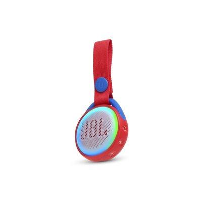 JBL POP JR Bluetooth Hoparlör Kırmızı