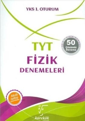 TYT Fizik Denemeleri-YKS 1.Oturum