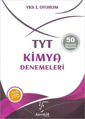 TYT Kimya Denemeleri-YKS 1.Oturum