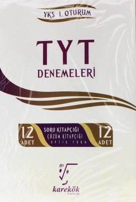 TYT Denemeleri 12'li-YKS 1.Oturum