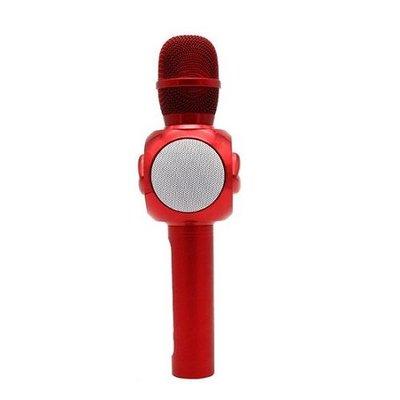 Doppler Lips200 Bluetooth Speaker Karaoke Çocuk Mikrofonu - Kırmızı