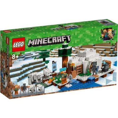 Lego Minecraft 21142 Kutup İglosu