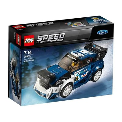 Lego-Speed Ford Fiesta M-Sport WRC
