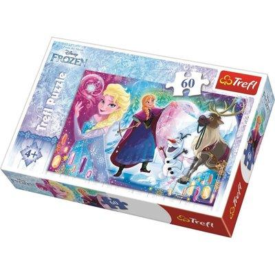 Trefl Puzzle 60 Surprise For Elsa Disney 17314