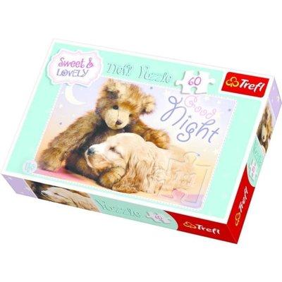 Trefl Puzzle 60 Good Night 17270