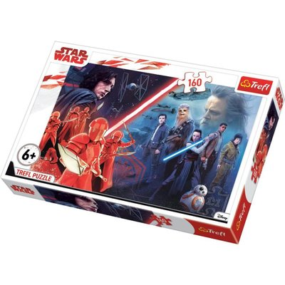 Trefl Puzzle 160 Star Wars Vii The Final Battle 15340