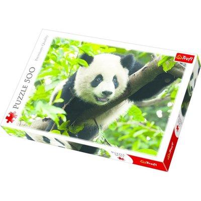 Trefl Puzzle 500 Giant Panda 37142