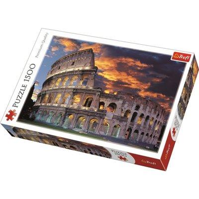 Trefl Puzzle 1500 The Colloseum in Rome 26068