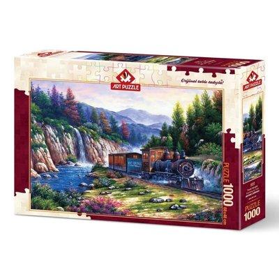 Art Puzzle 1000 Trenle Yolculuk 4233