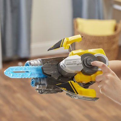 Transformers E0852 Tf6 Bumblebee Fırlatıcı Figür