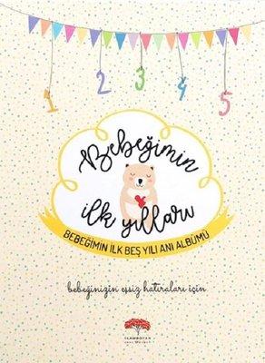 Bebeğimin İlk Yılları-Bebeğimin İlk Beş Yılı Anı Albümü Kutulu