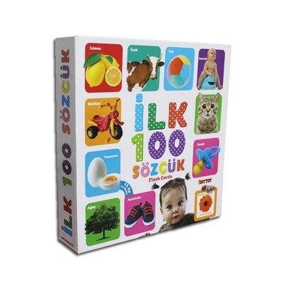 DiyToy İlk 100 Sözcük Hafıza Kartları