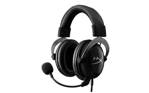 HyperX CloudII Headset Metalik Gri