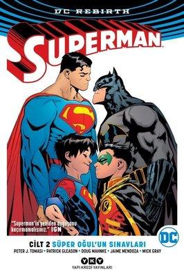 Superman Cilt 2:  Süper Oğulun Sınavları