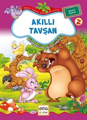 Akıllı Tavşan 2-Neşeli Orman Hikayeleri Dizisi-Büyük Boy